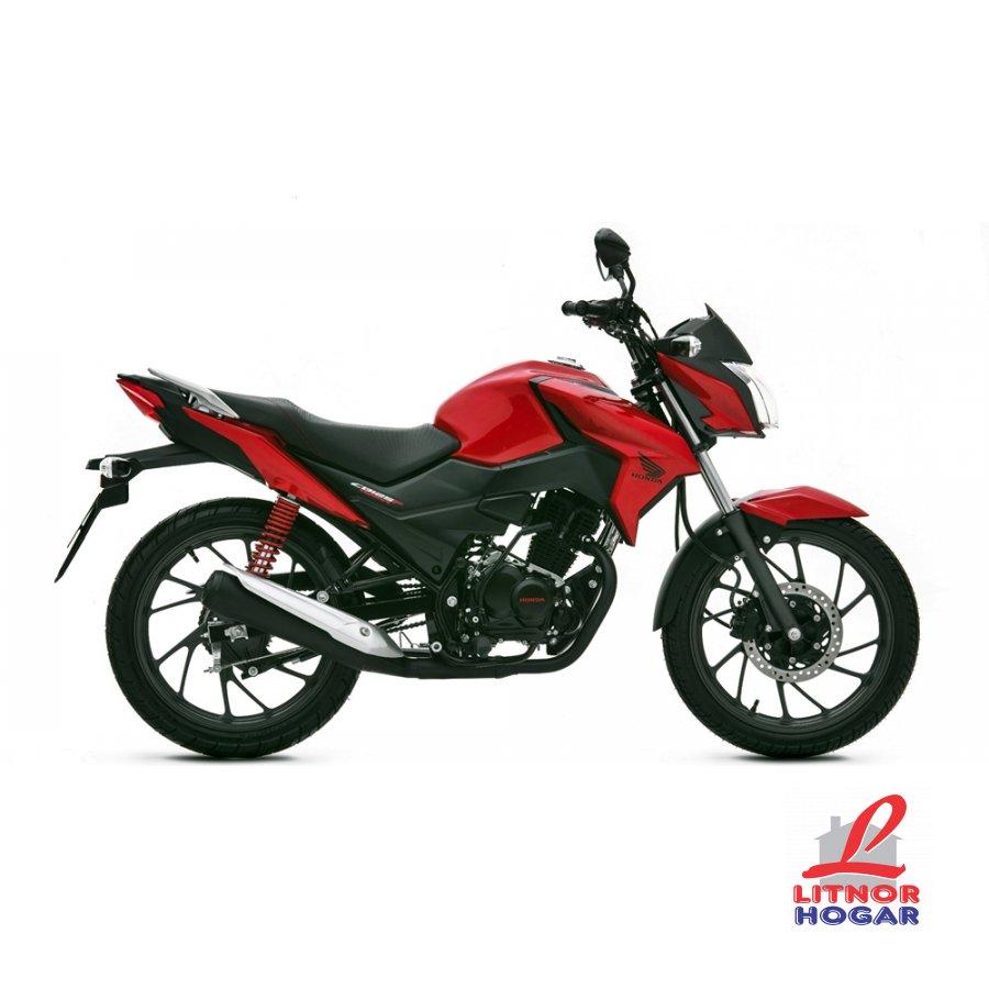 Moto Honda Cb125f Twister   Litnor Hogar - Salto, Uruguay