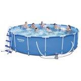 Piscinas litnor hogar salto uruguay for Cubre piscina bestway